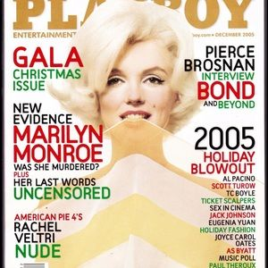 Unopened Playboy Magazine December 2005